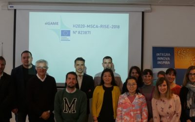 H2020 iGame Kick-off Conference