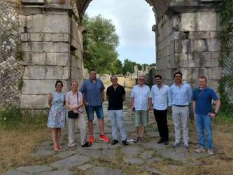 Face-to-Face Consortium Meeting in Campobasso, Italy