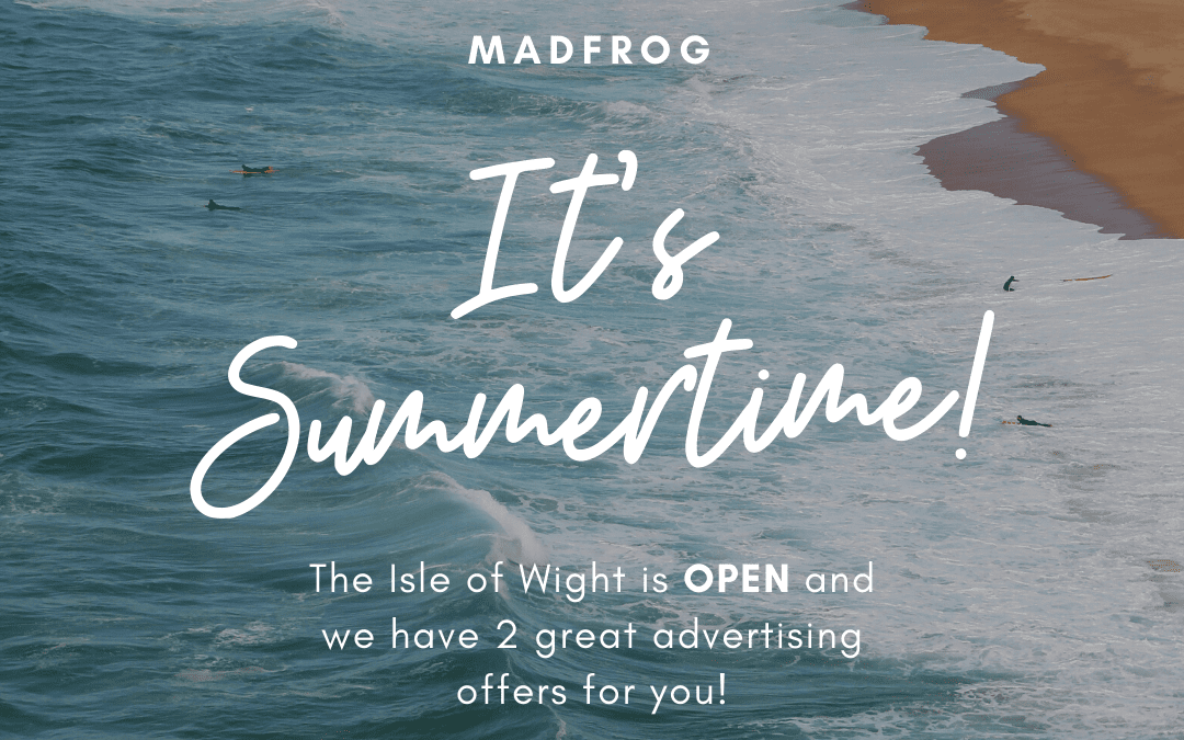 Summer Is Back On – Exclusive Offer From Madfrog