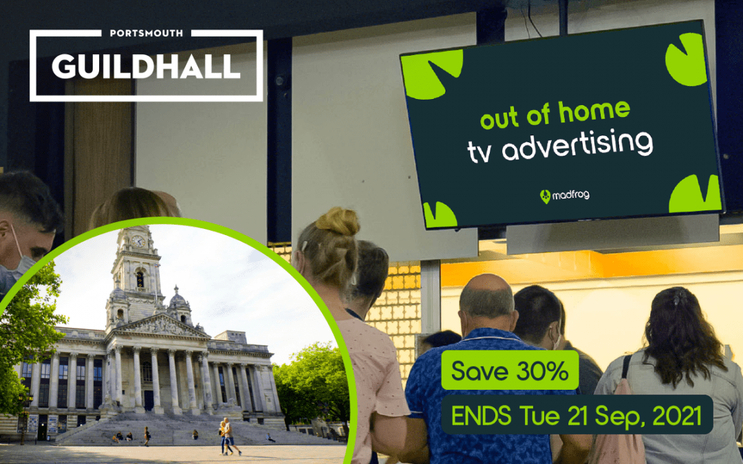 Portsmouth 2021 Winter Advertising (SAVE 30%)